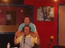 Stéphane Sagas & ma...coqueluche !