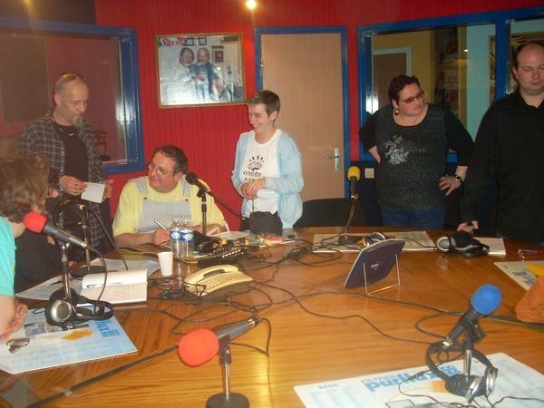 Floriant Pagnys, ma...coqueluche, Silvie & Cauet