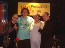 Floriant Pagnys, Stéphane Sagas,ma...coqueluche ! & Cauet