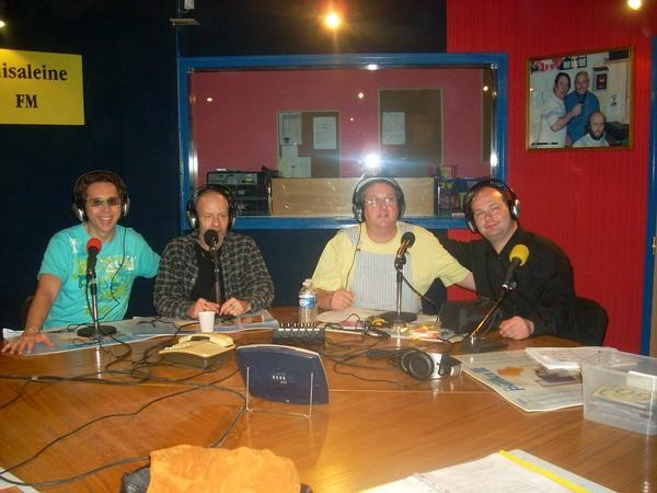 Stéphane Sagas, Floriant Pagnys, ma...coqueluche ! & Cauet