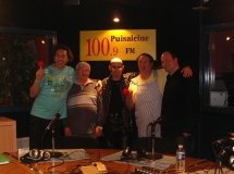 Stéphane Sagas, Martial, Floriant Pagnys, ma...coqueluche ! & Cauet