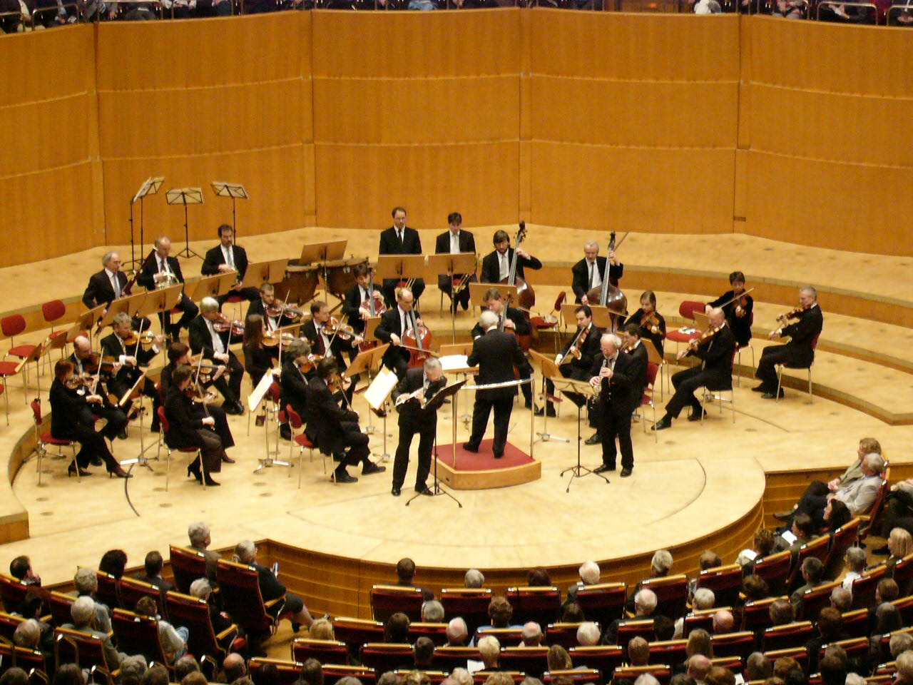 Philharmonie Köln, 7. März 2004