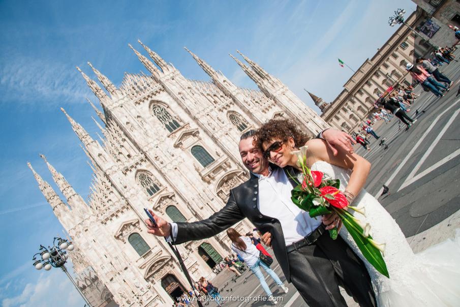 Fotografo Matrimonio Milano - Matrimonio Roberta e Marco