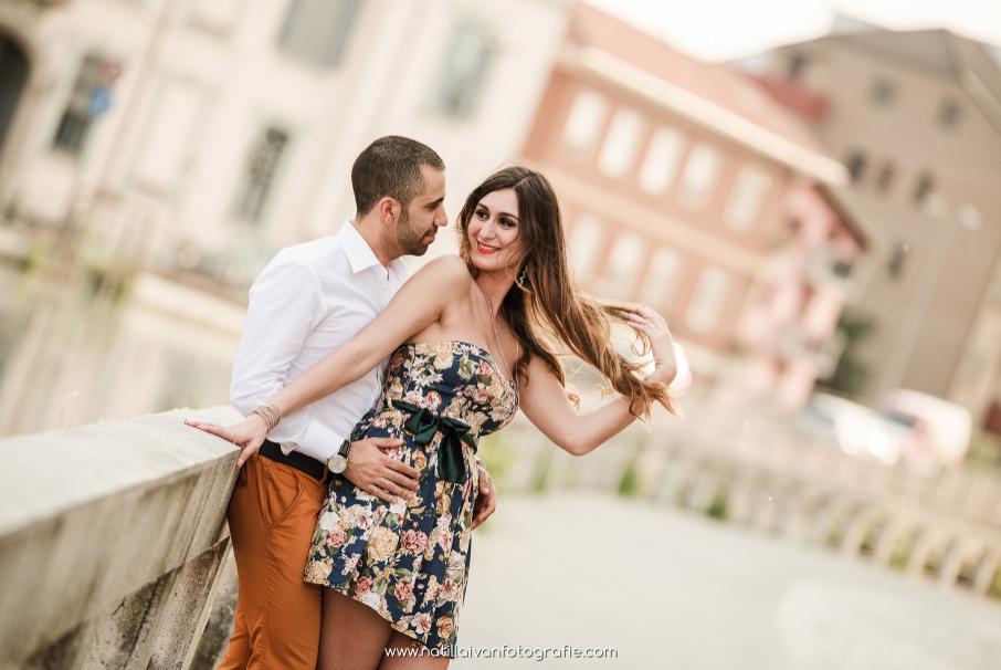 Engagement Naviglio - Fotografo Matrimonio Milano - Engagement Silvia e Andrea