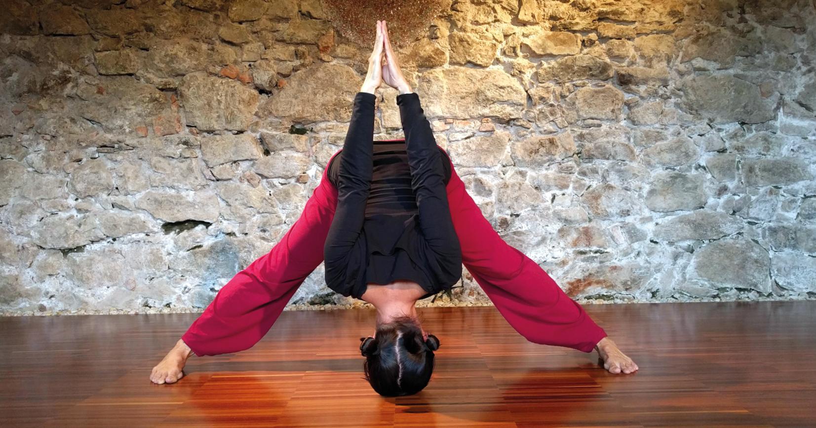 Die Körperausrichtung im Yoga