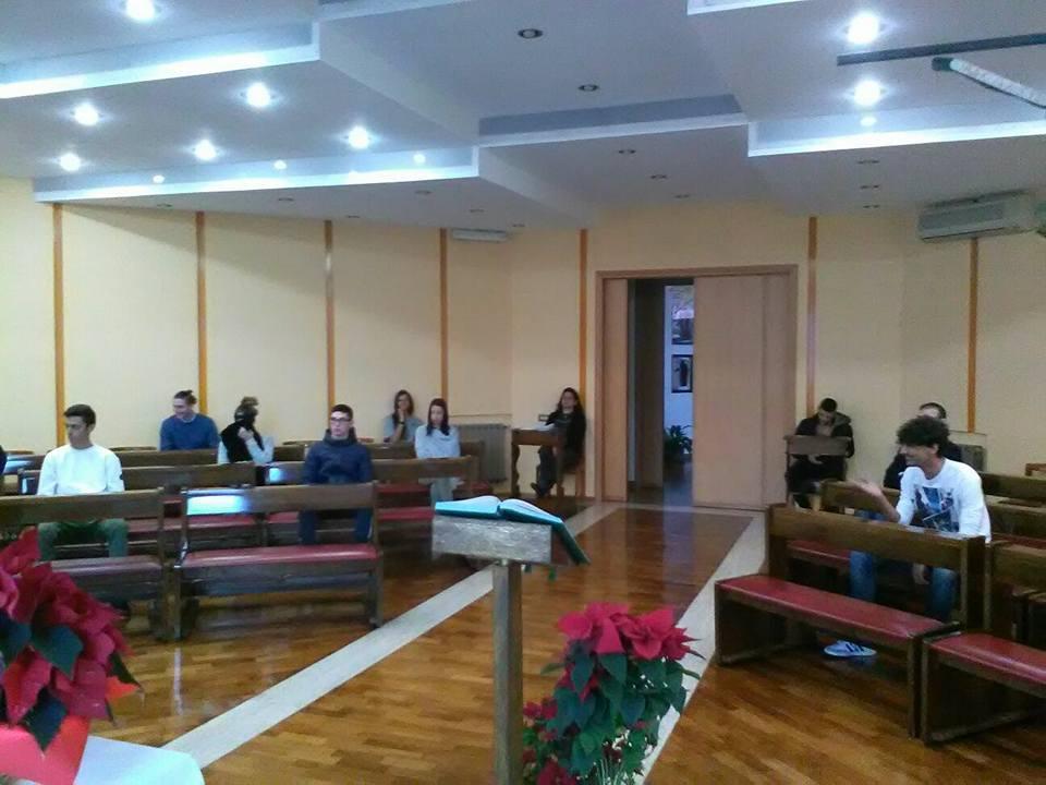 Giovani al Centro Oreb di Ciciliano
