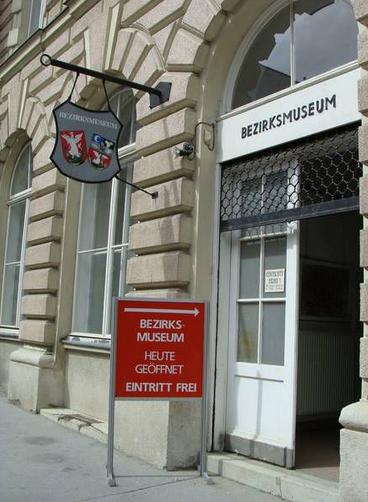 Herzlich willkommen im Bezirksmuseum!