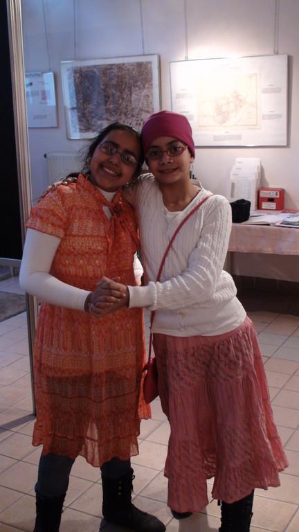 Hasna und Jasmina