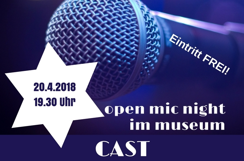 4. open mic night im museum