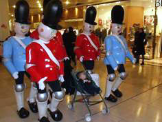 Les soldats Jouets