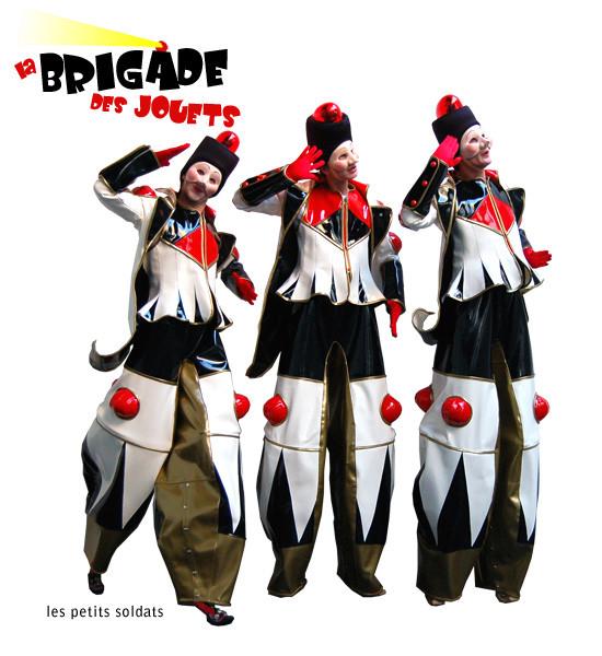 La Brigade des Jouets