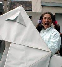 Les Origamines