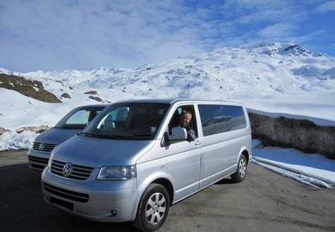 Sofia to Bansko transfers with VW van