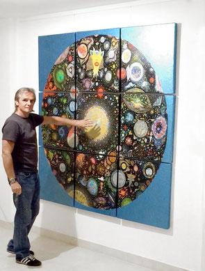 Galerie Gallery Galería ArteCasa Kurt Schenk