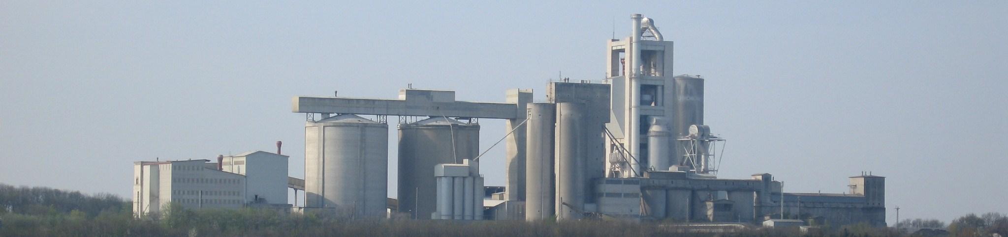 Grauer Portland Cement - Typ I & II