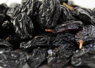 schwarze Rosinen