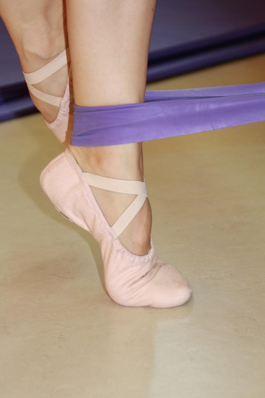 Fuß-Stabilitätstraining
