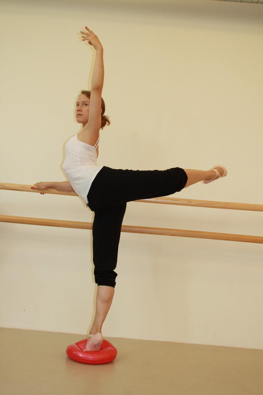 ballettspezifisches Propriozeptionstraining nach Fußverletzung
