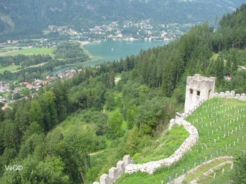 Burg Landskron (Villach)Burg Landskron (Villach)