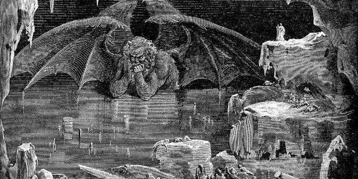 Les artistes dans l'Enfer de Dante