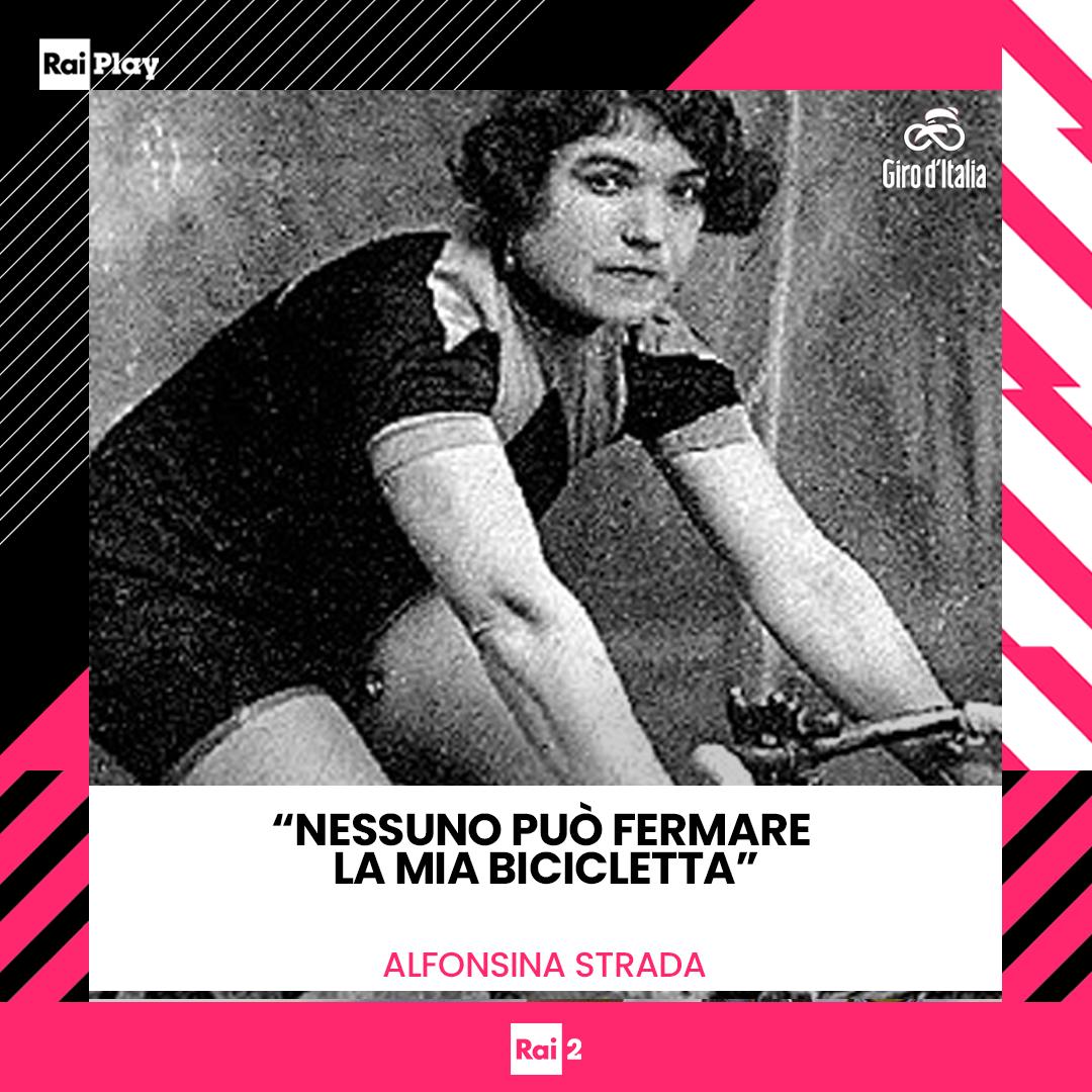 Conoscete Alfonsina Strada ?