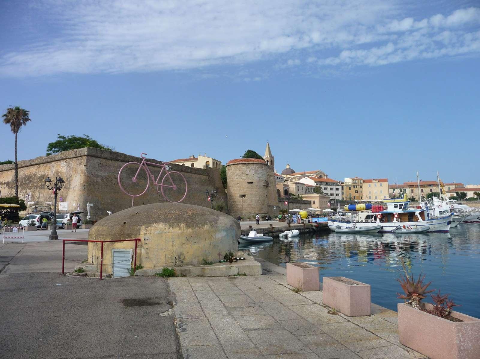 Alghero, Sardaigne