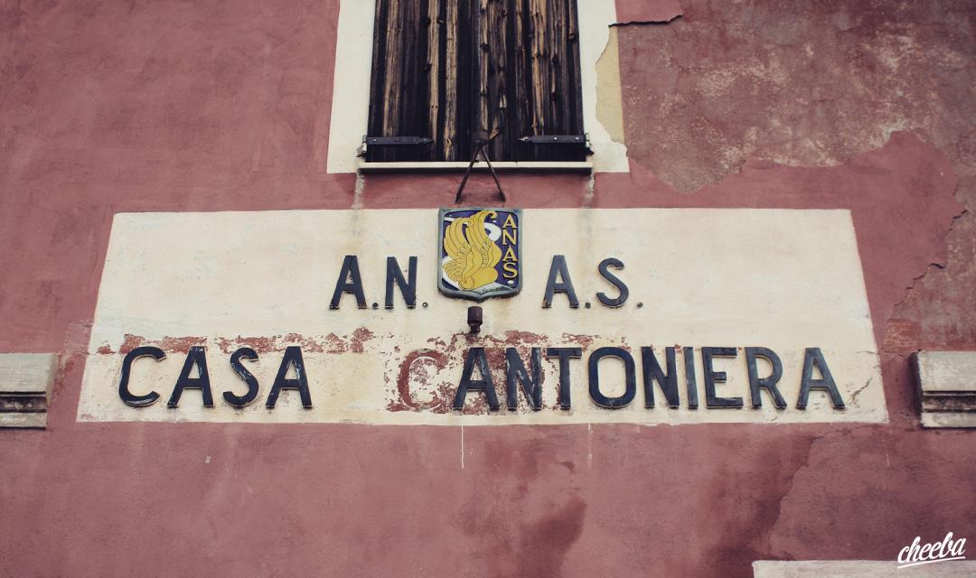 Le case cantoniere