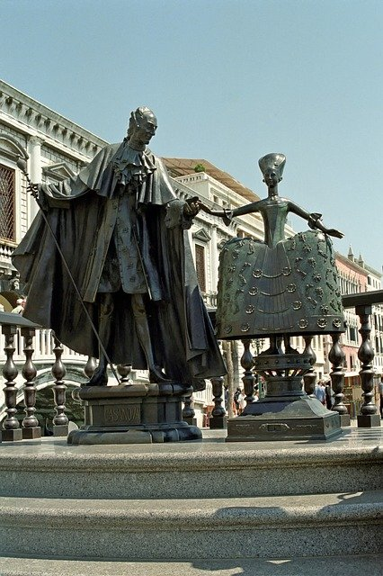 Chi è Giacomo Casanova ?