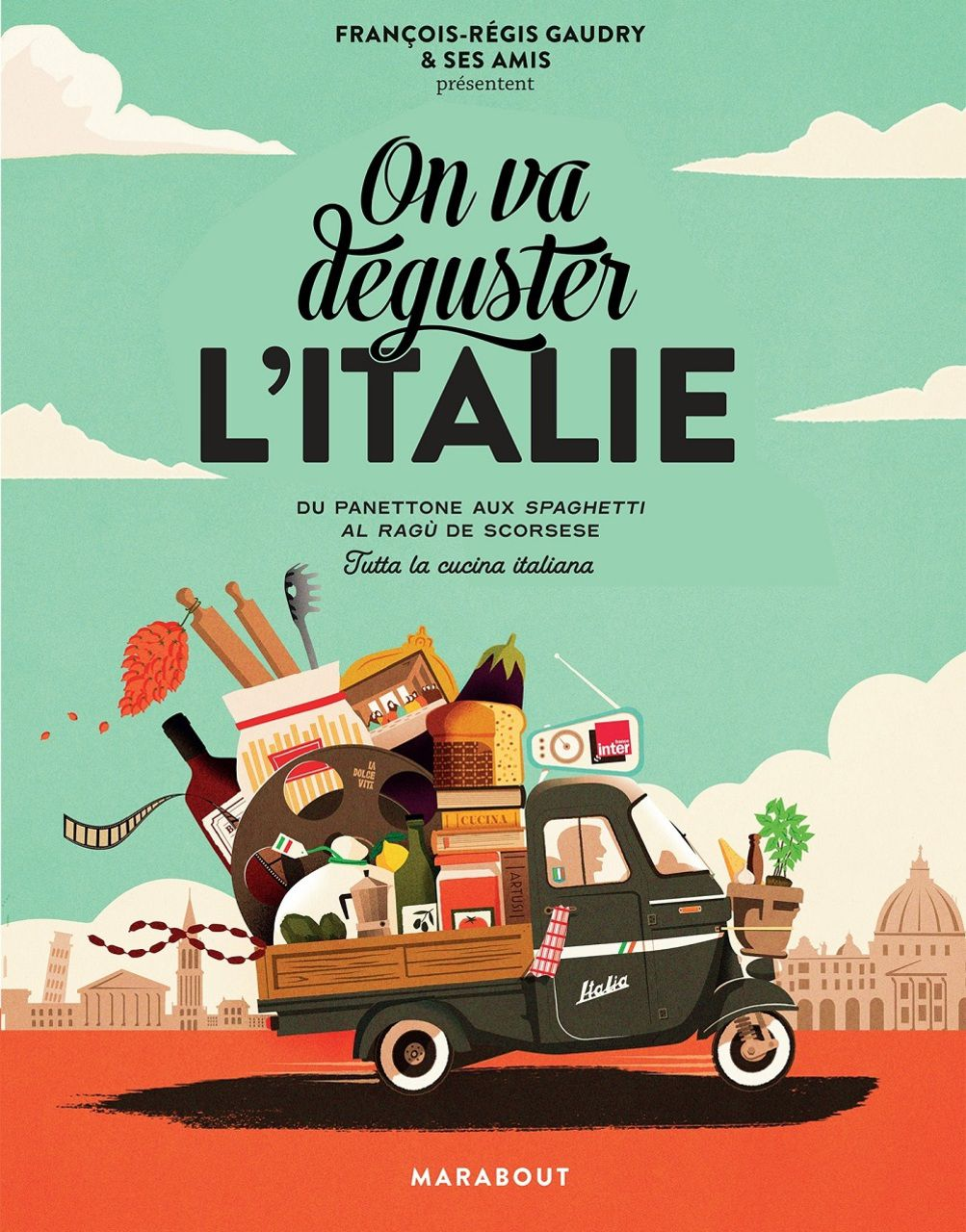 On va déguster ... l'Italie !