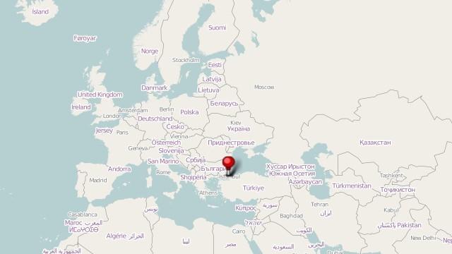 Istanbul grenze und in europa zwischen asien Istanbul Airport: