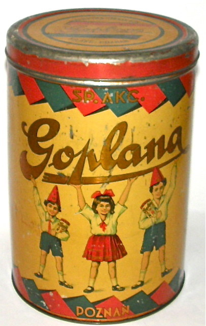 Goplana / Suchard Cacao/Kakao Polen