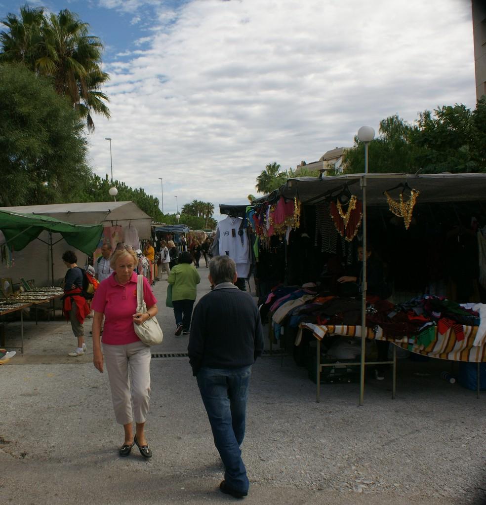 Markt in Torrex