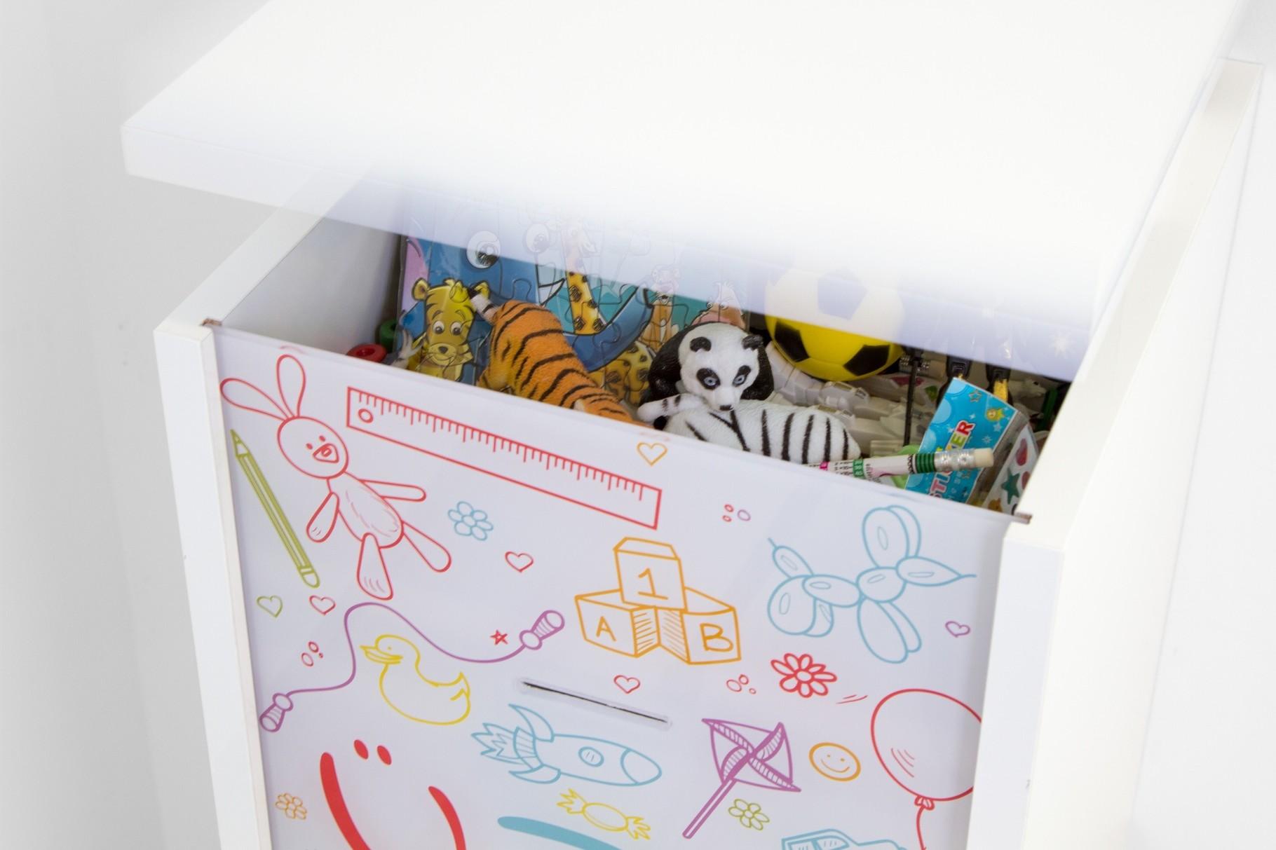 Nach der Behandlung gibt es eine kleine Überraschung aus unserer Ü-BOX