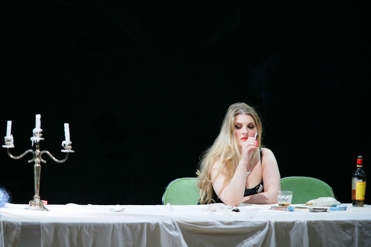 Ariadne auf Naxos (Mélanie Moussay), Foto (c) Wolfgang Runkel