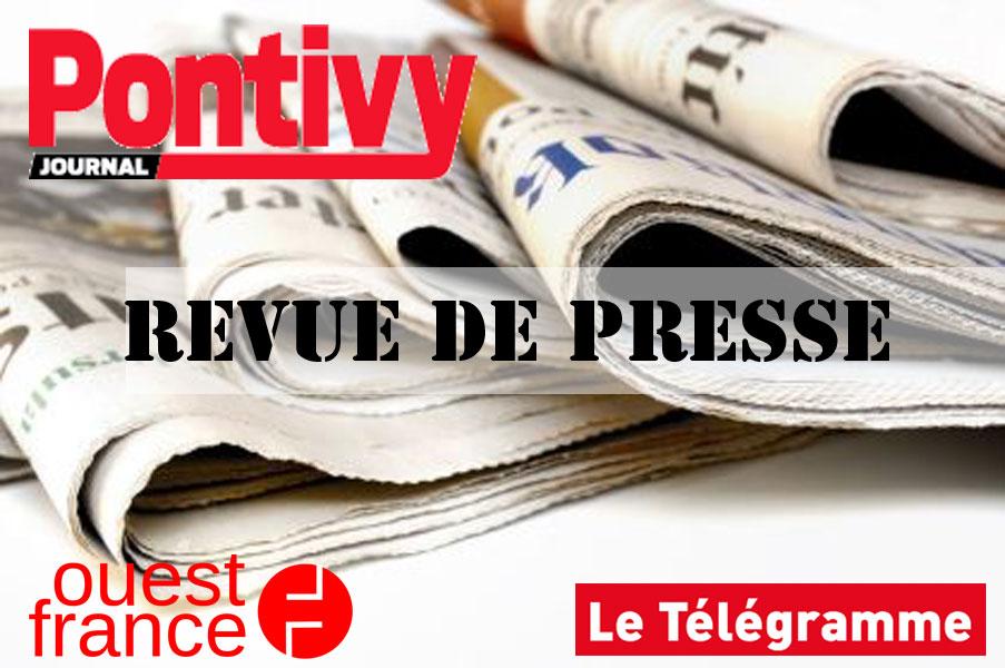Retrouvez les coupures de Presses de Pontivy Escrime dans notre revue de Presse