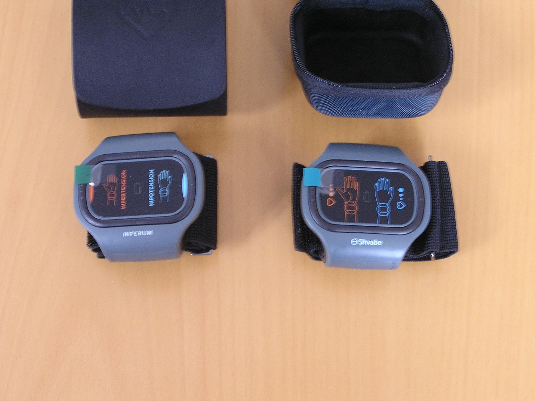 Inferum ABP 051, links altes und rechts neues Design