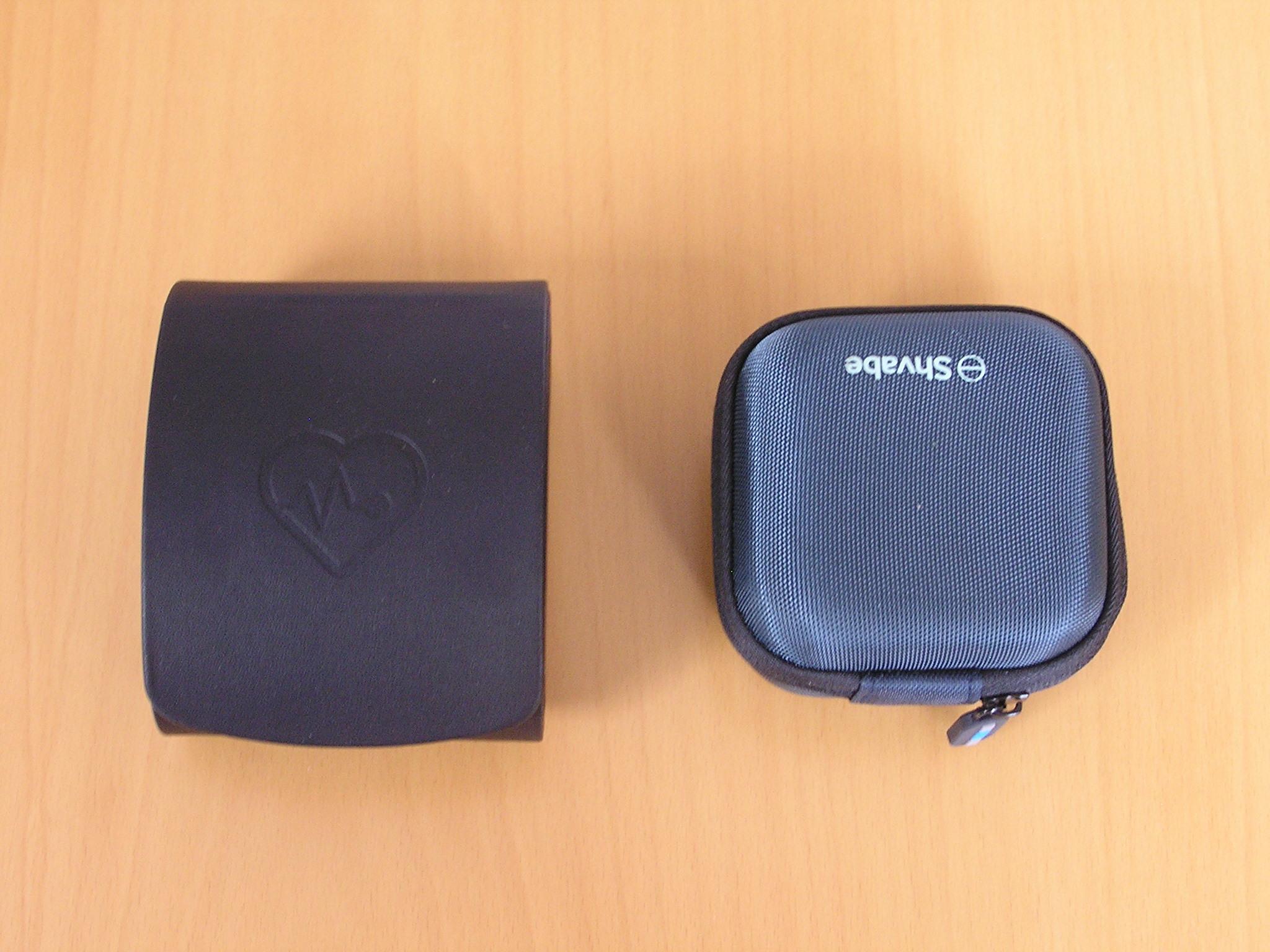 Verpackungsboxen Inferum ABP 051, links altes und rechts neues Design