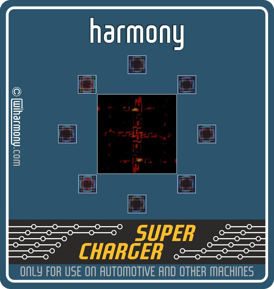 wiharmony SuperCharger, gegen Elektrosmog im Auto