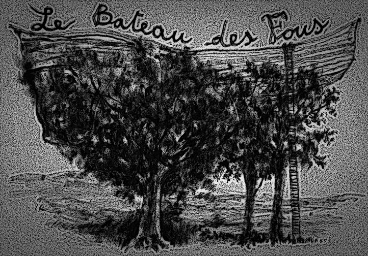 Dessin de Vittorio Bustafa