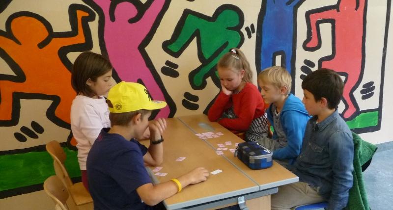offene Ganztagsklasse Grundschule Innichen