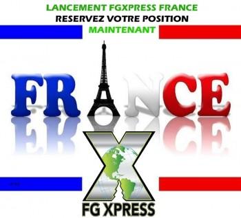 Fgxpress opportunité mondiale