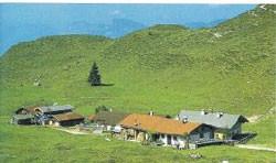 Walleralm - Stöfflhütte