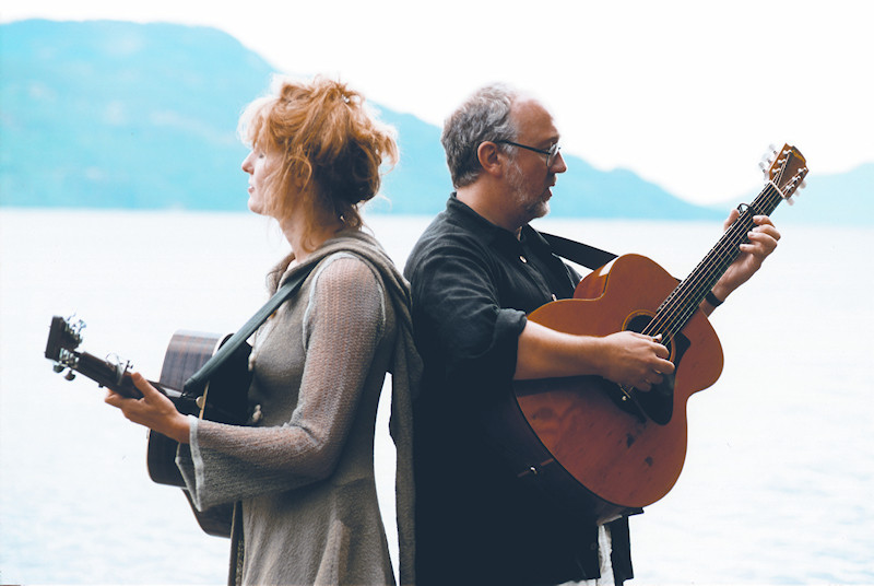 Kerstin Blodig & Ian Melrose
