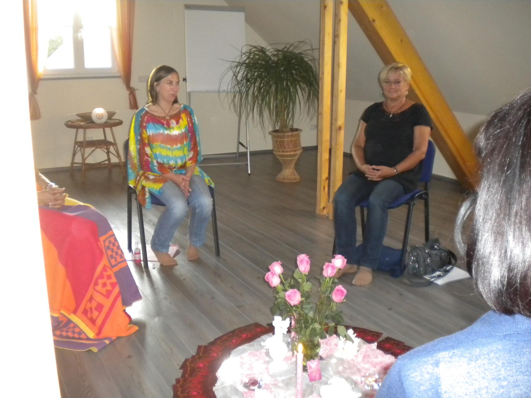 Workshop in Schleglberg