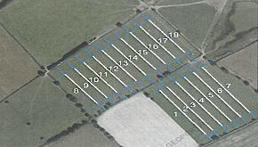 Découpage des parcelles grâce à un système de clôture évolutif