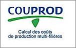 Logo de l'outil de calcul des coûts de production ''COUPROD'' : http://idele.fr/services/outils/couprod.html