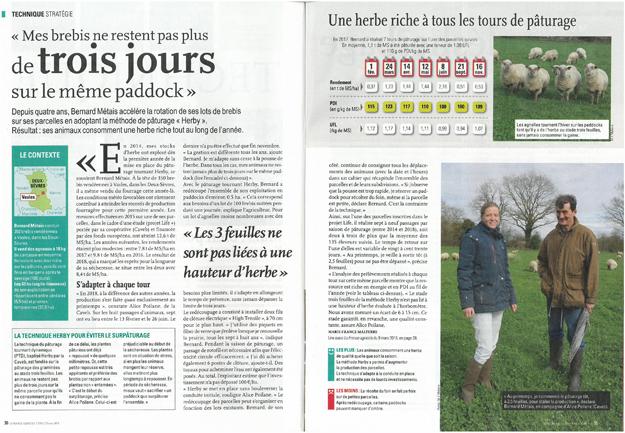 France Agricole du 23 mars 2019