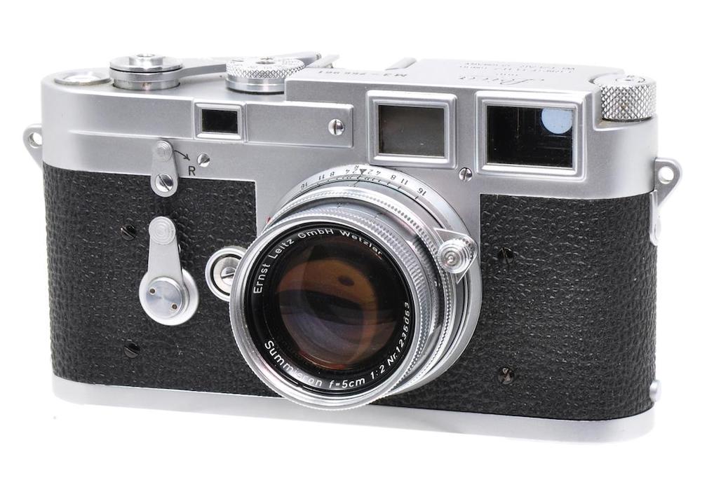 Camera Collecting
