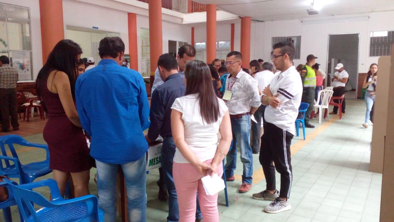Jornada de Votación Segunda Vuelta Presidencial - Informativo Despierta Charalá