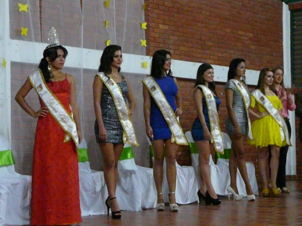 Candidatas - Cortesía Foto Aficionado